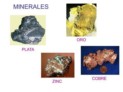 imagenes de minerales naturales recursos naturales del per 250 ppt video online descargar
