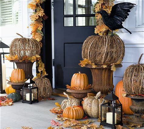 halloween home decor pinterest pumpkin candles by pottery barn
