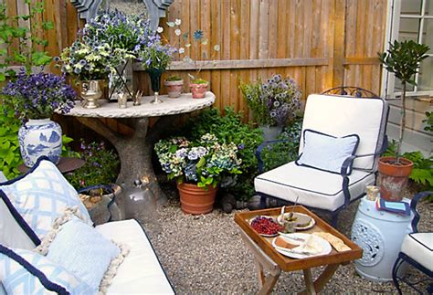Small Space Garden Ideas Small Space Garden Ideas