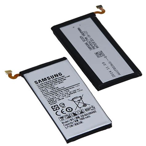 100 official genuine 1900 mah battery for samsung galaxy a3 2015 with nfc ebay