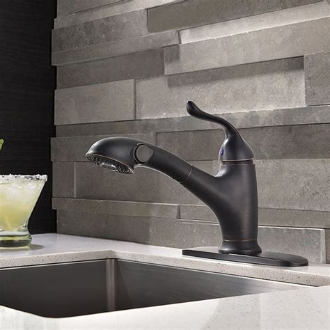 rubbed bronze kitchen sink mona rubbed bronze kitchen sink faucet