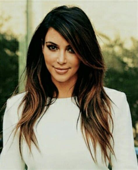 ombre hair for brunettes brunette ombre hair pinterest