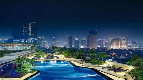 Di Jakarta 5 hotel di jakarta ini memiliki kolam renang rooftop