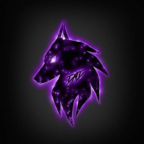 Kaos T18 Wolf Flower wolf logo by dmd by deejaydmd on deviantart