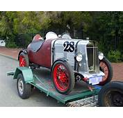1929 Triumph Super 7 Imp Vintage Racing Car