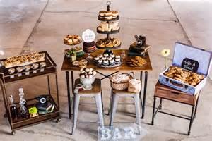 Toppings For Potato Bar Best Wedding Desserts In San Francisco Sift Dessert Bar