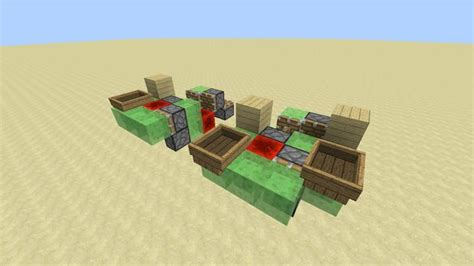 how to make a double boat in minecraft minecraft redstone flyer minecraft project