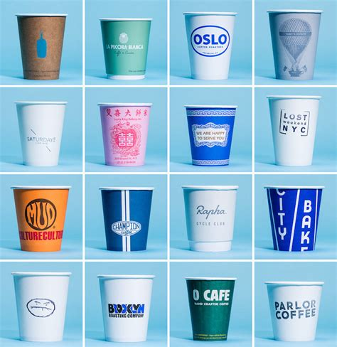 coffee cup designs new york city disposable coffee cup designs