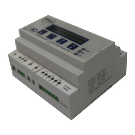 Multi Function Meter northern design power rail 350v multi function meter with 0 333v ct input