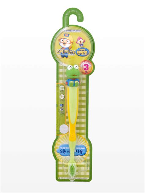 Pororo Toothbrush by Pororo Toothbrush From Km Pharmaceutical Co Ltd B2b