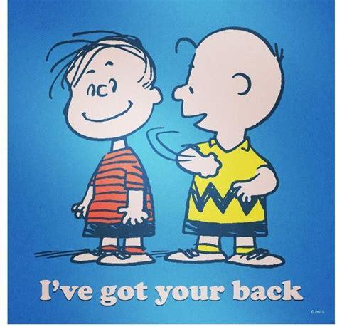 I Ve Got Your Back i ve got your back snoopy