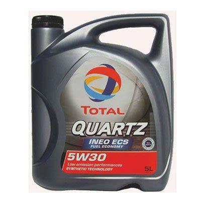 Oli Total Quartz 5w30 Olio Motore Per Auto Total Quartz Ineo Ecs 5w30 5l Oli