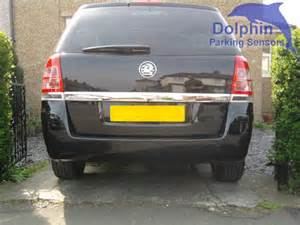 Parking In Vauxhall Dolphin Automotive Dolphin Parking Sensors Vauxhall Zafira