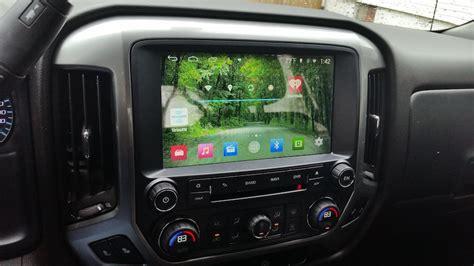 how cars run 2006 chevrolet silverado navigation system chevrolet truck chevrolet silverado android car gps navigation car stereo 2014 2017
