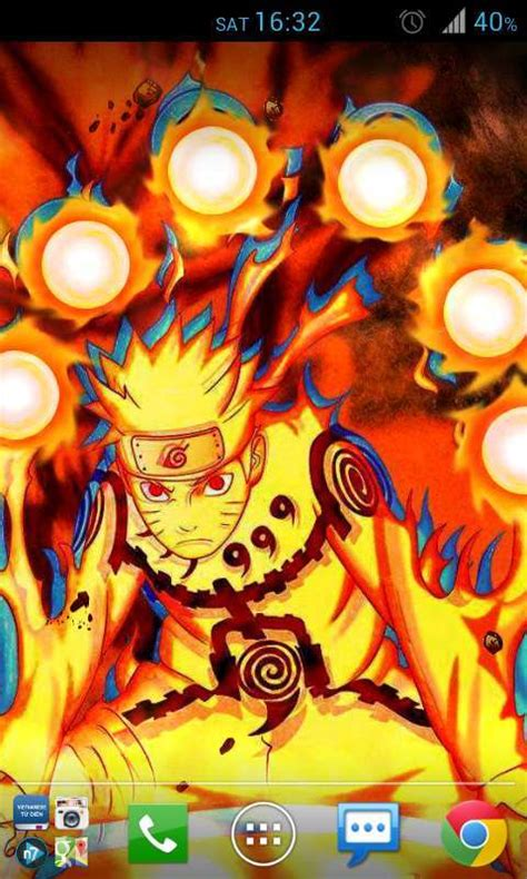download game android ninja kyuubi mod free naruto kyuubi mode hd live wallpaper apk download for