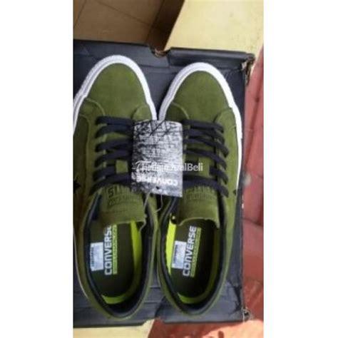 Harga Converse One converse one pro skate warna hijau army size 41 bnib