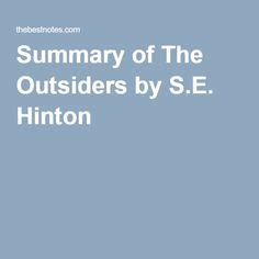 themes of the outsiders by se hinton webquest 1960s flashback into the world of the outsiders