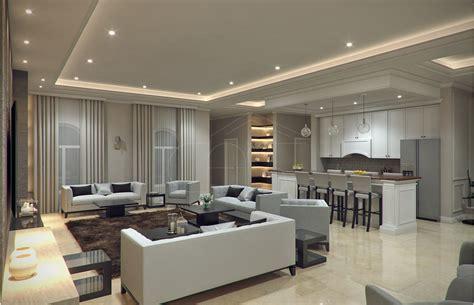 modern classic villa interior design architizer