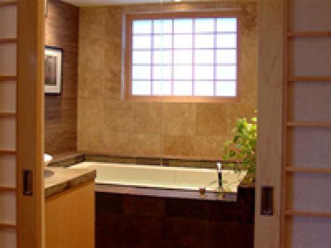zen bathroom hgtv