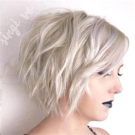 layered angled bob by gia platinum blonde by best 20 platinum bob ideas on pinterest short platinum
