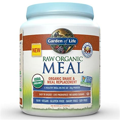 Garden Of Meal Replacement Ingredients Free Shipping Garden Of Meal Replacement Organic
