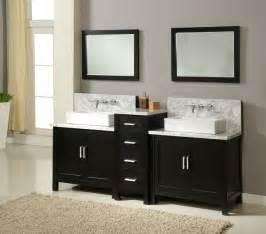 Double sink vanities traditional bathroom vanities and sink consoles
