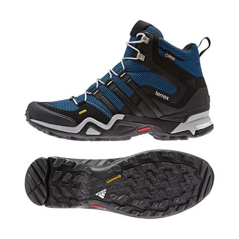 adidas terrex fast x high gtx shoe mens apparel at vickerey