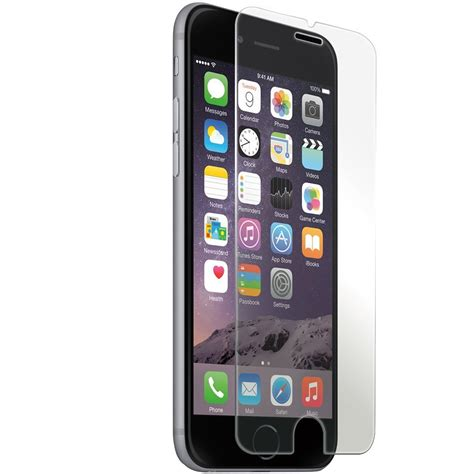 Premium Tempered Glass Iphone 6 2 Sisi High Quality shop new premium tempered glass screen protector for