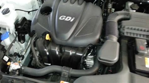2011 Kia Optima Gdi Engine 2013 Kia Optima Ex Sedan With Hyundai Theta Ii 2 4l Gdi I4