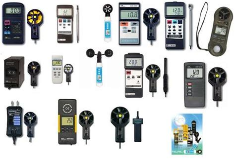 Lutron Abh 4224 digital vane and hotwire anemometers lutron anemometer