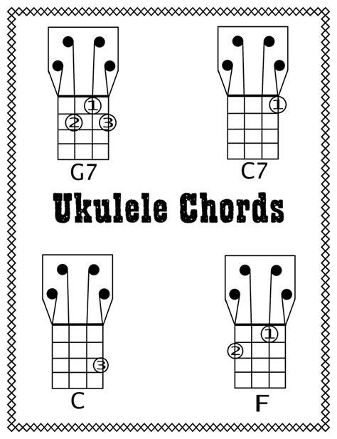 printable ukulele chord chart printable ukulele chord chart video search engine at