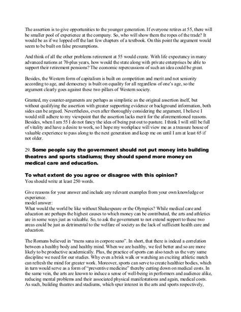 Generation Essay by Opinion Essay Generation