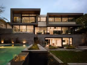 Modern Home Design Canada by Awarded Contemporary Home With Beautiful Garden In Toronto