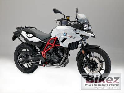 2017 bmw f 700 gs specifications and pictures
