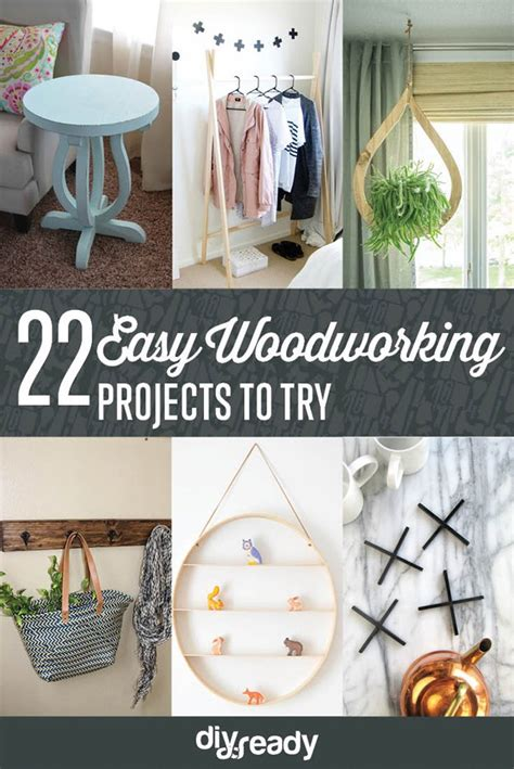 wood craft projects for adults easy woodworking projects diyready easy diy crafts