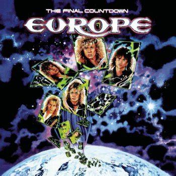 testo the countdown testi the countdown europe testi canzoni mtv