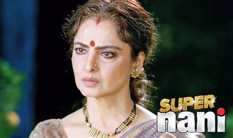rekha super nani rekha in super nani movie still super nani on rediff pages