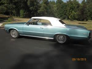 1964 Pontiac Tempest Convertible 1964 Pontiac Tempest Convertible Beautiful Aqua Original