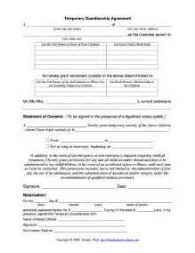 Free Missouri Single Member temporary guardianship form for parents amp grandparents