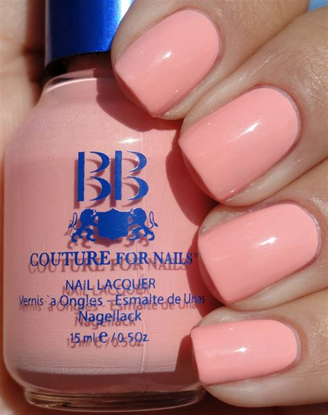 Buy Cool And Cool Light Peachy Pink Nail Polish Color