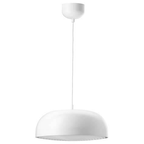 Hanging Light Fixtures Ikea Nym 197 Ne Pendant L White Ikea