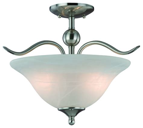 houzz ceiling lights hardware house 2 light dover semi flush ceiling light