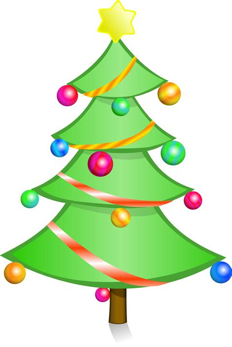 christmas tree clip art free png clipart panda free