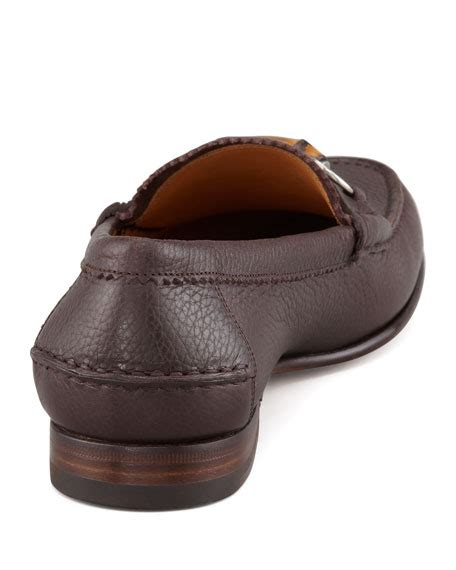gucci bamboo loafer gucci bamboo millet loafer brown