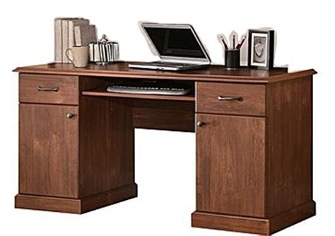 daily deals whalen leadenhall credenza cherry 10