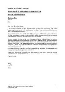 Retirement Announcement Letter Sle by Best Photos Of Retirement Notification Letter Sle Retirement Announcement Letter Sle