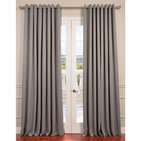 100 in curtains exclusive fabrics furnishings signature silver grey