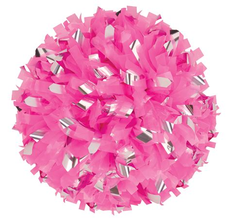 Pom Poms breast cancer awareness pink pom poms donation help support