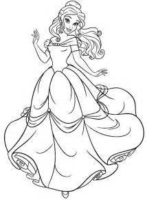 free beauty beast coloring pages http procoloring beauty beast coloring