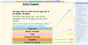 assessment for learning using onenote class notebooks